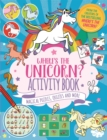 Image for Where's the Unicorn? Activity Book : Magical Puzzles, Quizzes and More