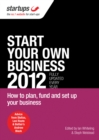 Image for Start your own business 2012
