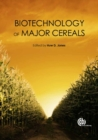 Image for Biotechnology of major cereals