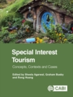 Image for Special interest tourism  : concepts, contexts and cases