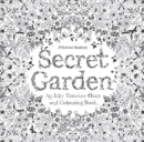 Image for Secret Garden : An Inky Treasure Hunt and Colouring Book