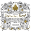 Image for Enchanted Forest : An Inky Quest & Colouring Book