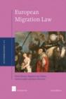 Image for European migration law