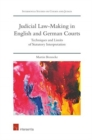 Image for The European legal duty of conforming interpretation  : effects of methods and limits in English and German courts