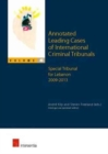 Image for Annotated Leading Cases of International Criminal Tribunals : Special Tribunal for Lebanon 2009-2013 : 49