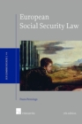 Image for European Social Security Law (7th Edition), Volume 6 : 7th Edition