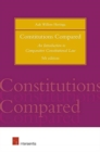 Image for Constitutions Compared (5th Edition) : An Introduction to Comparative Constitutional Law