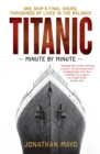 Image for Titanic  : minute by minute