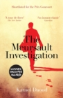 Image for The Meursault investigation