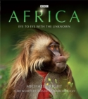 Image for Africa  : eye to eye with the unknown