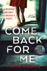 Image for Come back for me