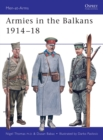 Image for Armies in the Balkans 1914-18