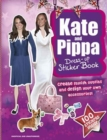Image for Kate and Pippa Middleton Dress-Up Sticker Book