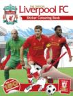Image for The Official Liverpool FC Sticker Colouring Book