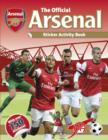 Image for Official Arsenal Sticker Activity Book