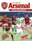 Image for Official Arsenal Sticker Colouring Book