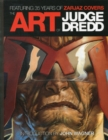 Image for 2000 AD cover art featuring Judge Dredd