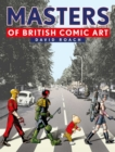 Image for Masters of British comic art