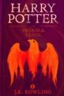 Image for Harry Potter e a Ordem da Fenix