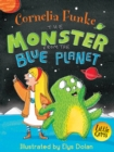 Image for The monster from the blue planet