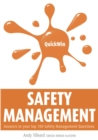 Image for Quick win safety management: answers to your top 100 safety management questions
