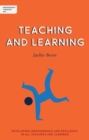 Independent thinking on teaching and learning  : developing independence and resilience in all teachers and learners by Beere, Jackie, MBA OBE cover image