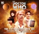 Image for The fifth Doctor box set