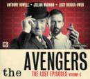 Image for The Avengers - The Lost Episodes