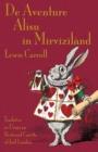 Image for De aventure Alisu in Mirviziláand  : Alice's adventures in Wonderland in Uropi