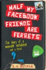 Image for Half my Facebook friends are ferrets