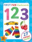 Image for First Fun Flash Card - 123