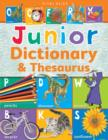 Image for Junior dictionary and thesaurus