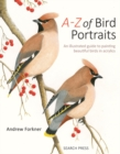 Image for A-Z of painting bird portraits in acrylics