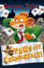 Image for Paws off, cheddarface!