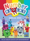 Image for Numberblocks Annual 2020