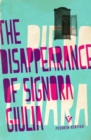 Image for The disappearance of Signora Giulia