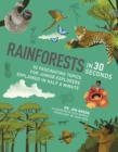 Image for Rainforests in 30 seconds  : 30 fascinating topics for rainforest fanatics explained in half a minute