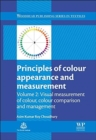 Image for Principles of colour and appearance measurementVolume 2,: Visual measurement of colour, colour comparison and management