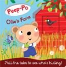 Image for Ollie's farm  : pull the tabs to see who's hiding!