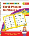 Image for Fix-it Phonics - Level 1 - Workbook 2 (2nd Edition)