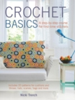 Image for Crochet basics  : a step-by-step course for the first-time stitchers