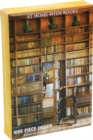 Image for At Home with Books Jigsaw Puzzle