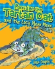 Image for Porridge the tartan cat and the Loch Ness mess.