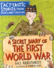 Image for A secret diary of the First World War