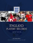 Image for England player's records  : 1872-2019