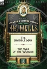 Image for The Collected Strange & Science Fiction of H. G. Wells : Volume 2-The Invisible Man & The War of the Worlds