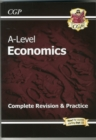 Image for A-Level Economics: Year 1 & 2 Complete Revision & Practice