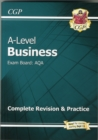 Image for AS and A-Level Business: AQA Complete Revision & Practice (with Online Edition)