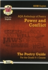 Image for New GCSE English Literature AQA Poetry Guide: Power & Conflict Anthology - For the Grade 9-1 Course