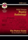 Image for New GCSE English Literature WJEC Eduqas Anthology Poetry Guide - for the Grade 9-1 Course